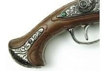 ROSYJSKI KARABIN MASZYNOWY AK-47 NA TABLO  DENIX MODEL 1097+TD+34