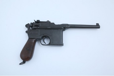 REPLIKA PISTOLET MAUSER C96 DENIX MODEL 1024