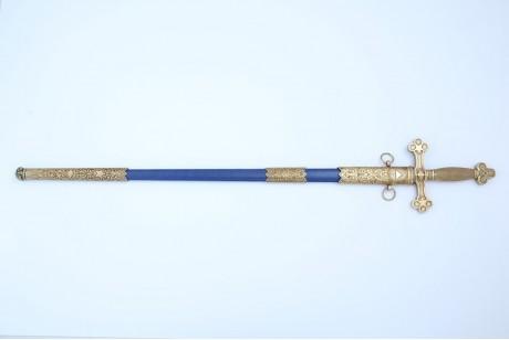REPLIKA MIECZ MASONA XVIII wiek DENIX MODEL 4119
