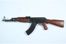 REPLIKA KARABIN AK47, ZSRR 1947r NA TABLO DENIX MODEL 1086+TD
