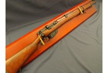 REPLIKA ANGIELSKI KARABIN LEE ENFIELD NA TABLO DENIX MODEL 1090+T+34