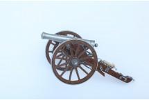 MINIATURA ARMATA Z OKRESU WOJNY DOMOWEJ USA 1861r DENIX MODEL 402