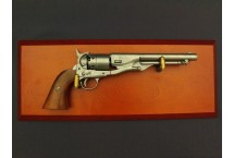 REPLIKA COLT USA z 1851r NA TABLO DENIX MODEL 1083G+TM+35