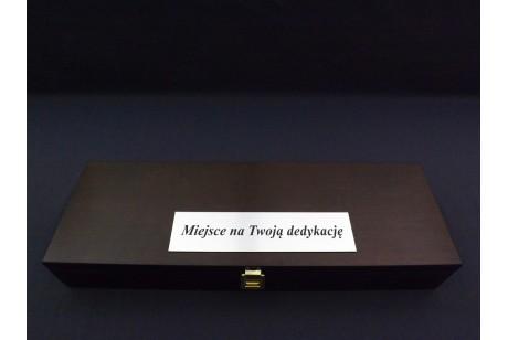 DREWNIANE PUDEŁKO MODEL P02+TGD