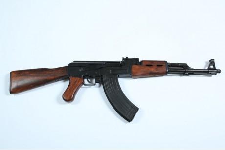 REPLIKA KARABIN AK47, ZSRR 1947r  DENIX MODEL 1086