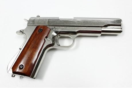 REPLIKA PISTOLET AUTOMATYCZNY .45 M1911A1 GOVERNMENT DENIX MODEL 6316