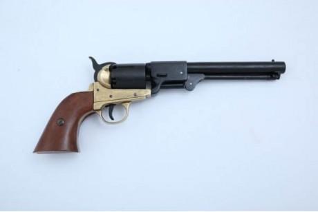 REPLIKA REWOLWERU COLT USA z 1851r DENIX MODEL 1083 L