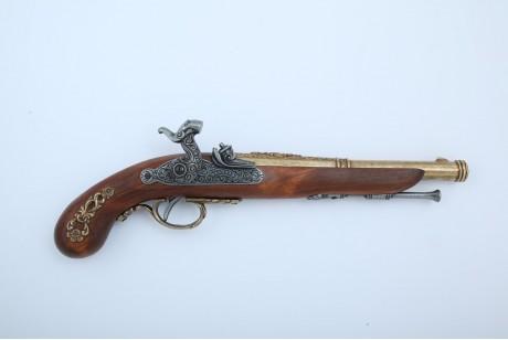 REPLIKA PISTOLET FRANCUSKI z 1832r DENIX MODEL 1014 L