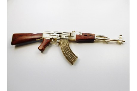 REPLIKA KARABIN AK47, ZSRR 1947r DENIX MODEL 1086 L